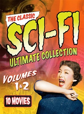 Cover art: The Classic Sci-Fi Ultimate Collection