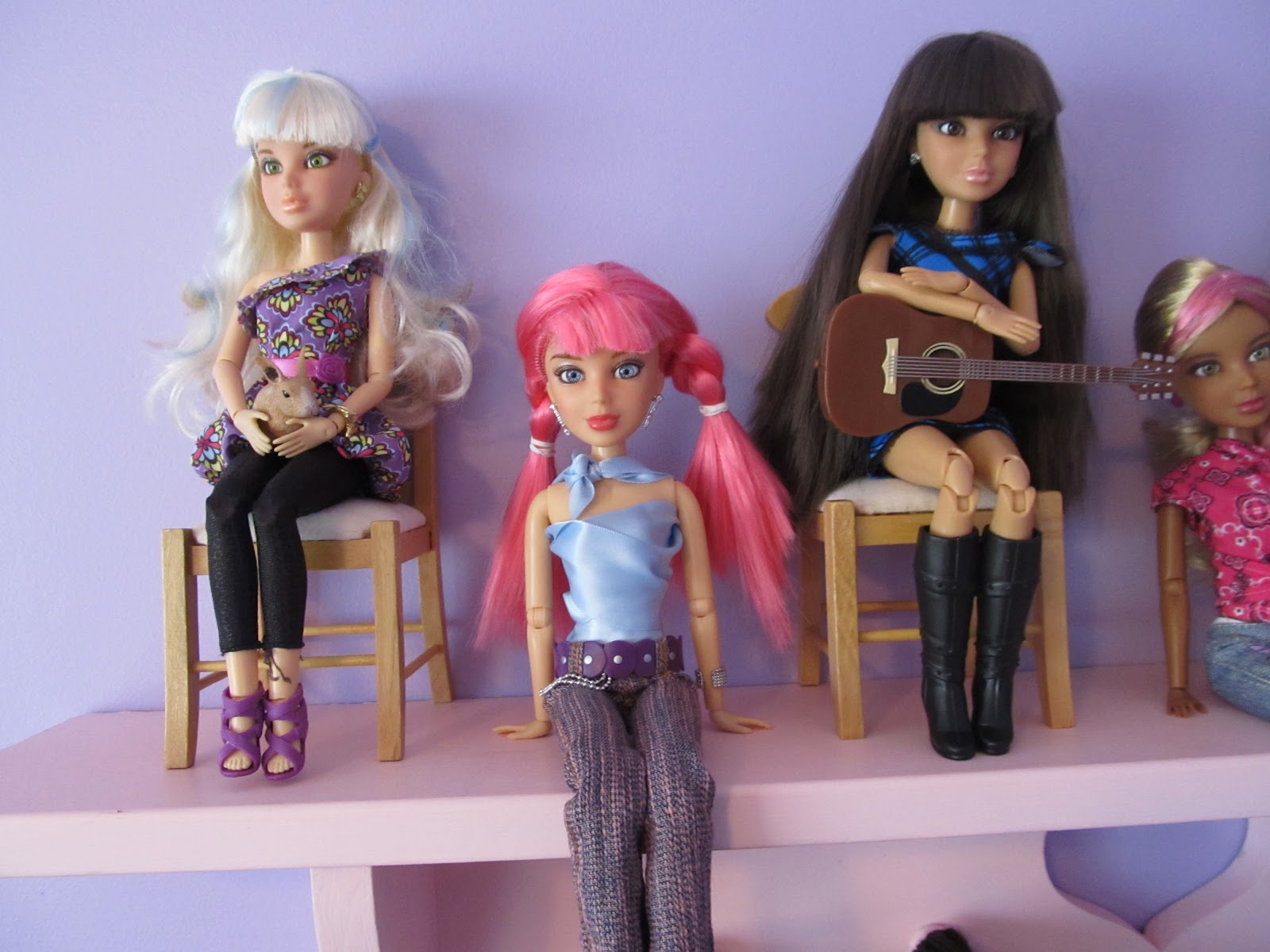 Love That Doll New Home For The Liv Dolls