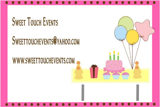 Sweet Touch Events