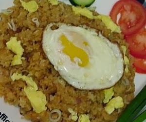 Resep Nasi Goreng Ceplok Telur Mata Sapi Yummy