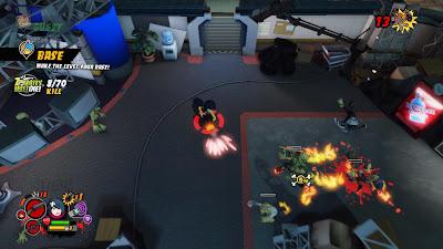 لعبة الاكشن الممتعة All Zombies Must Die نسخة كاملة حصريا تحميل مباشر All+Zombies+Must+Die+2