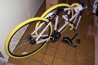 Takara Kabuto Bike