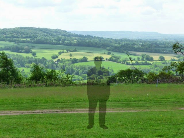 Invisible Man; Scenery Image by Geograph.org.uk