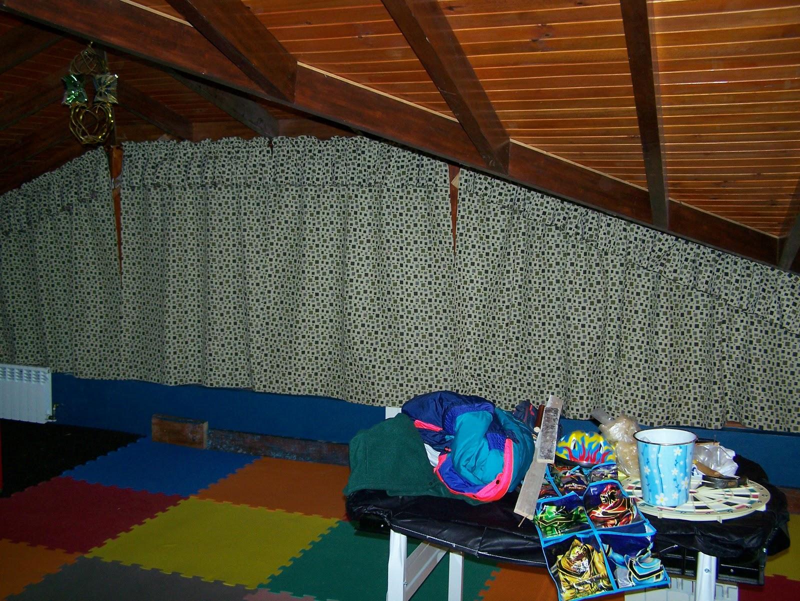 Cortinas mas tapiceria cortinas presillas dormitorio - Cortinas dormitorio infantil ...