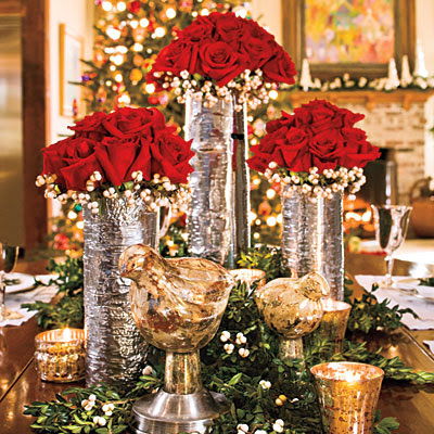 Wedding decoration ideas impressive table decorating ideas for red rose table decorations junglespirit Image collections