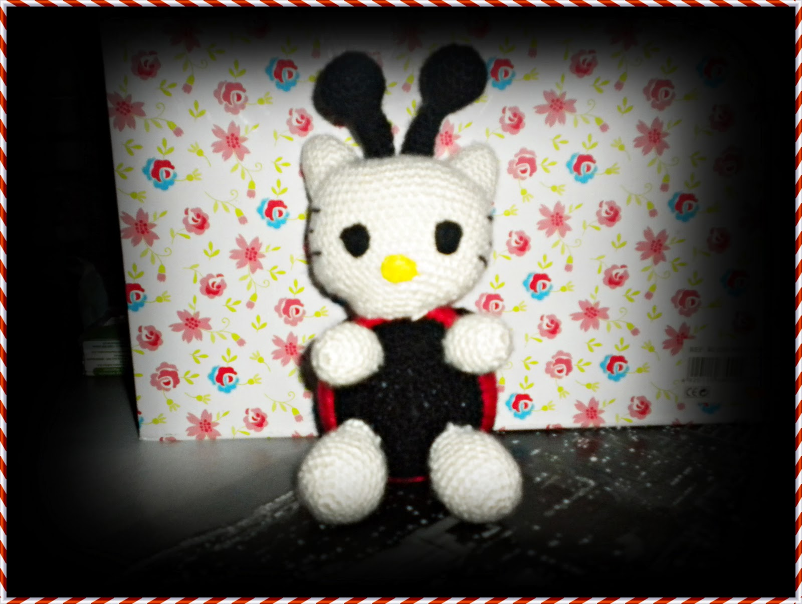 Kitty Mariquita Amigurumi : Mundo gumi: Hello Kitty mariquita