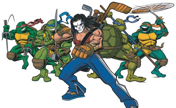 personaje de las Tortugas Ninja
