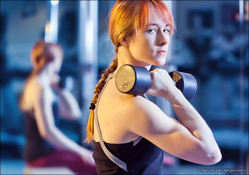 # Top 5 myths about women and gym
