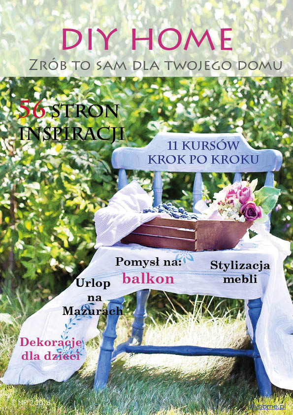 DIY HOME 5 -magazyn