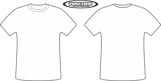 Download T-Shirt Template