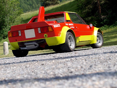 Fiat X1/9 Abarth Prototipo 1973