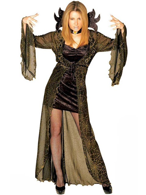 dracula udklædning pige