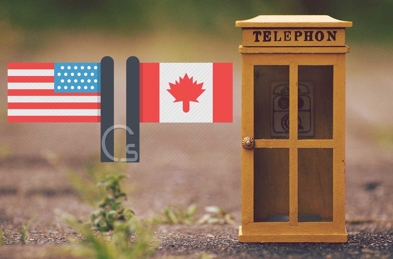 تحدث الى الولايات المتحدة وكندا على الهاتف المحمول او الارضى مجاناً