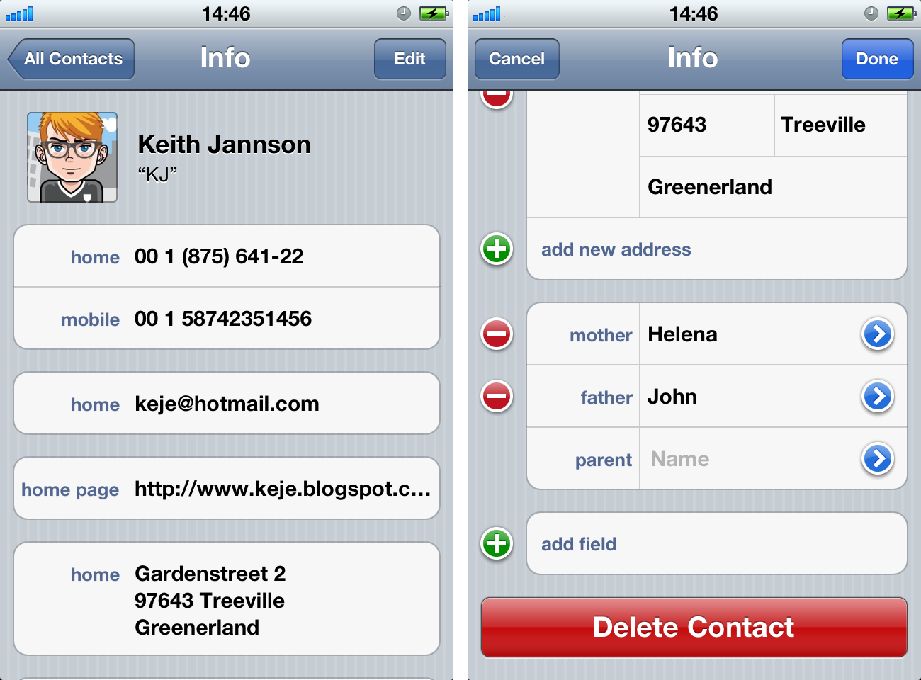 How to delete multiple contacts on iPhone | iPhone contacts