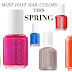 5 Must - Have Nail Colors For Spring