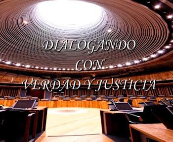 Dialogando con Verdad y Justicia
