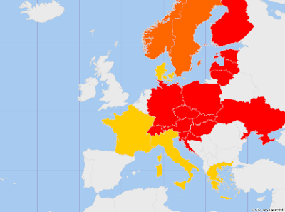 fsme in europa