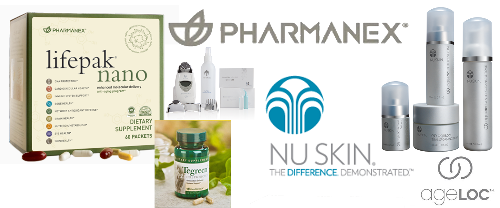 Nuskin (Pharmanex)