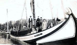 Barcos de grande porte que navegaram no Rio Tejo e Rio Almonda
