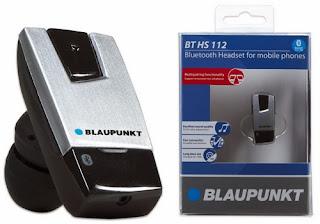 Zestaw słuchawkowy Blaupunkt BT HS 112 z Biedronki