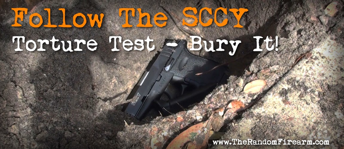 sccy cpx2 torture test buried alive dylan benson random firearm concealed carry
