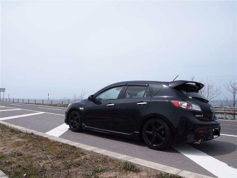 Mazda Axela (3), japoński samochód,  マツダ, 日本車, チューニングカー, スポーツカー