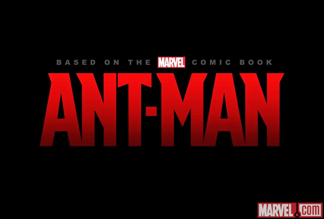 Marvel's Ant-Man font film logo poster wallpaper