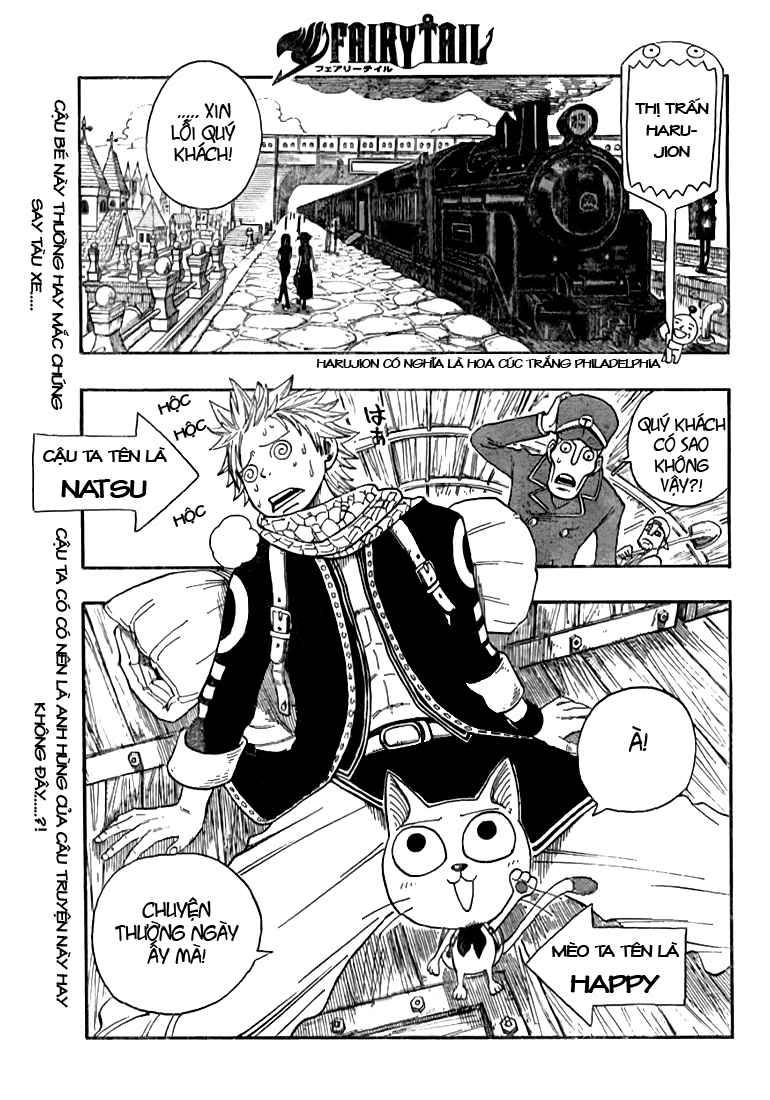 Fairy Tail chap 1 page 4 - IZTruyenTranh.com