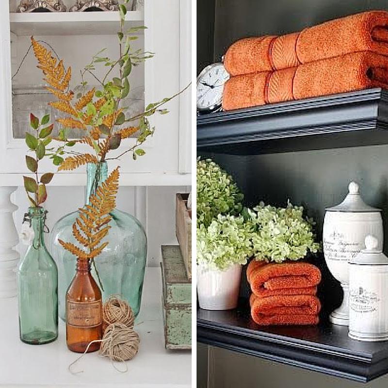 Decorar Baño Sencillo:Mamparas DUSCHOLUX: Cómo decorar tu baño en otoño
