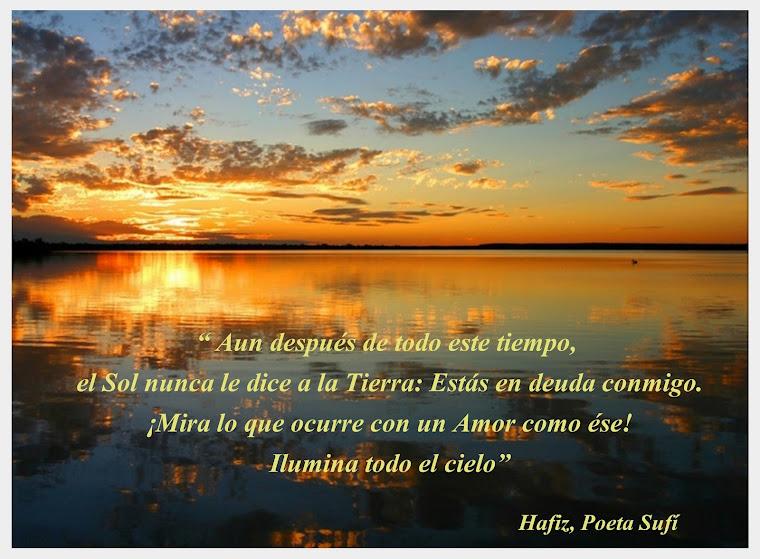 El amor que ilumina el cielo