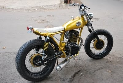 Modifikasi Honda CB Gambar dan Foto Modifikasi Motor Terbaru