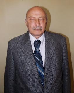 Navy Lieutenant Marcos R. Szymczak