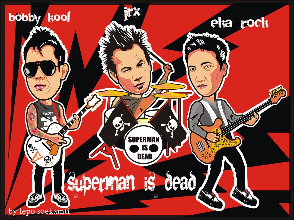 Download Full Album Superman Is Dead - Sunset di Tanah Anarki