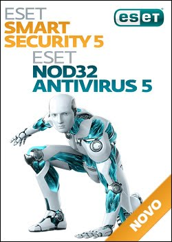 ESET Nod32 Antivirus & Smart Security 5.2.9.12 PT BR + Ativador
