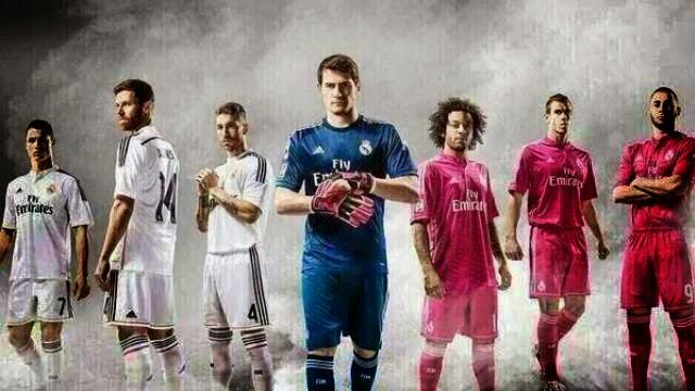 زي ريال مدريد الجديد يثير غضب عشاق النادي