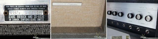 Silvertone 1484 Amp