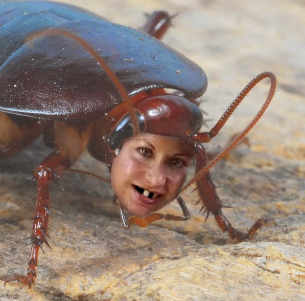 mary cummins aka the roach