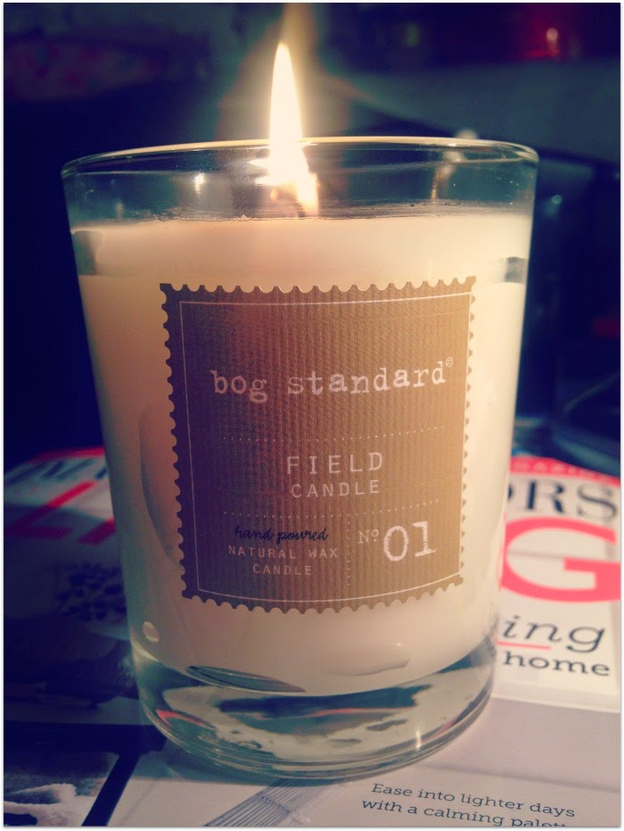 Bog Standard Field Scented Candle
