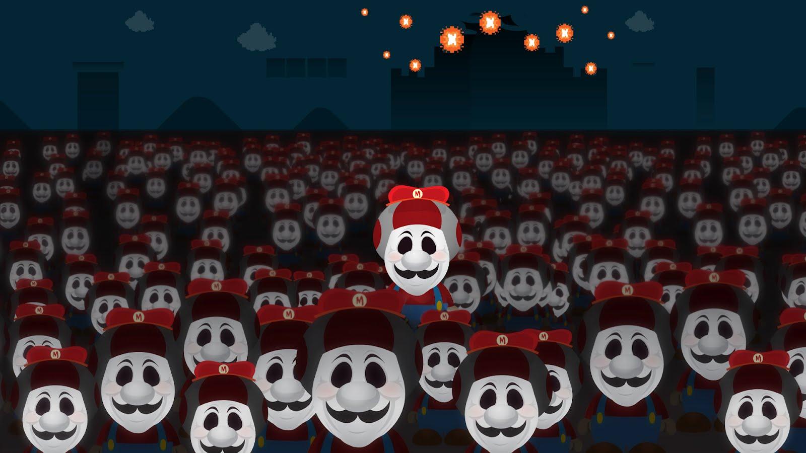 Les délires du net - Page 5 Mario