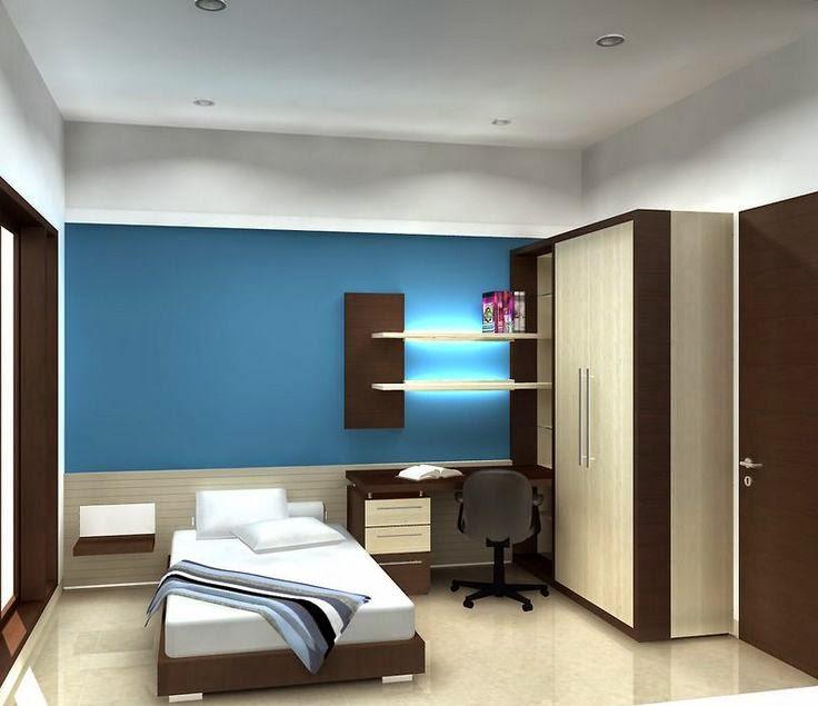 desain kamar tidur minimalis modern