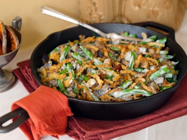 3 Fresh Thanksgiving Side Dish Recipes