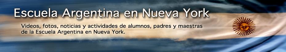Escuela Argentina en Nueva York