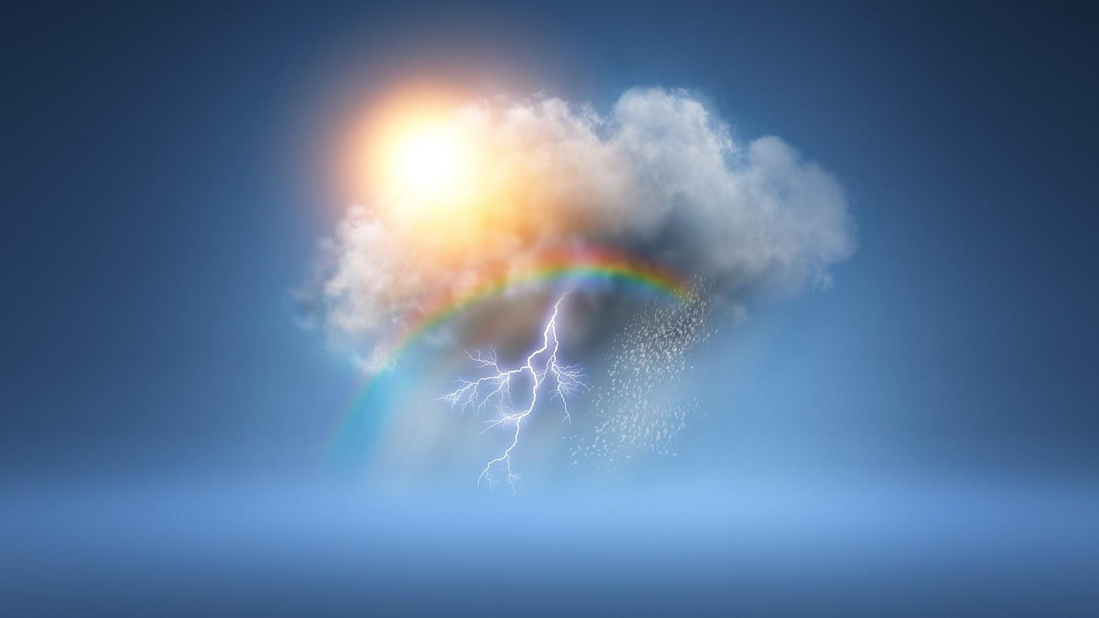 Поздравления с днём метеоролога