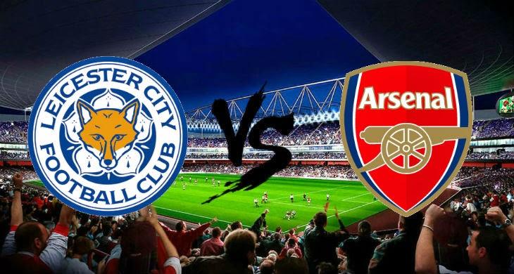 Prediksi Bola Leicester City vs Arsenal 31 Agustus 2014