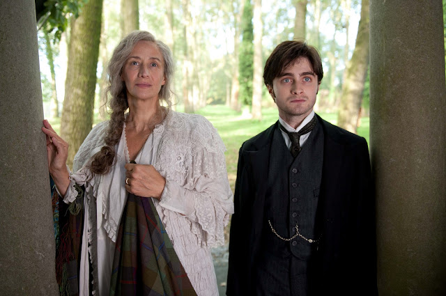 daniel radcliffe,janet mcteer, the woman in black