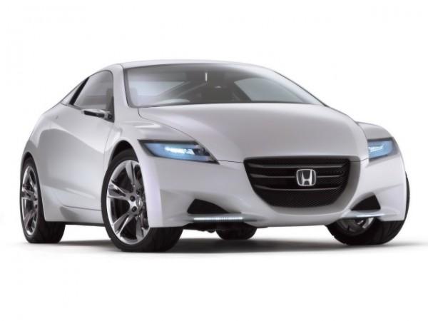 2007 Honda Small Hybrid Sports Concept. Add a hybrid powertrain to a