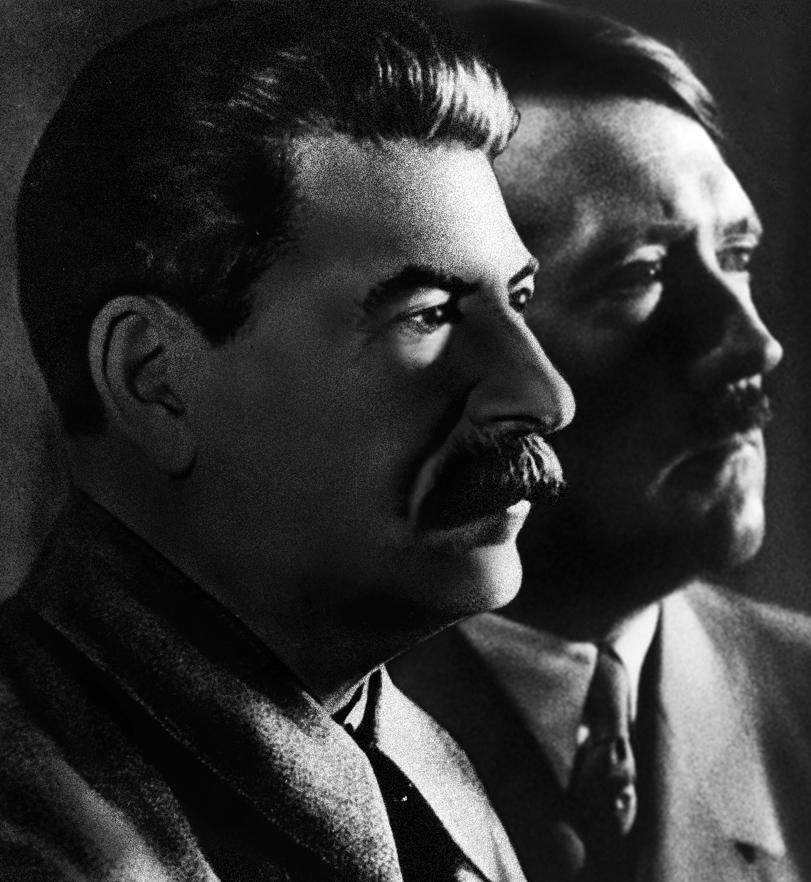 compare hitler and stalin essays
