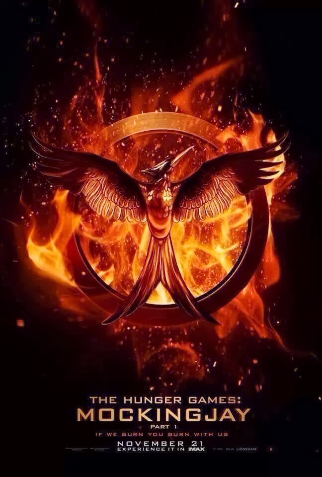 The Hunger Games: Mockingjay Part 1 Rilis Poster Perdana