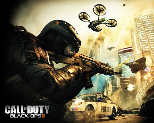 Los Mejores Juegos para PS3 2012 (PlayStation 3) Call of Duty: Black Ops 2