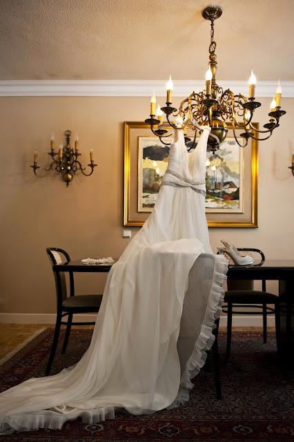 Vestido de novia Jorge Vazquez